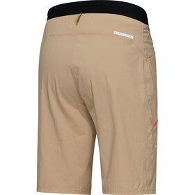 Haglöfs L.I.M Fuse Shorts Heren, beige